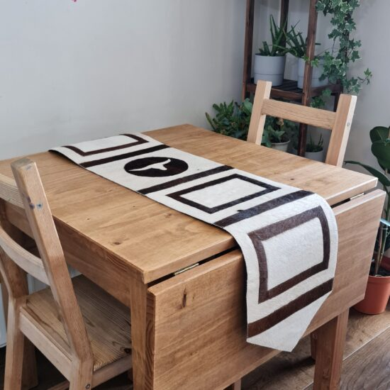 leather table runner (2)